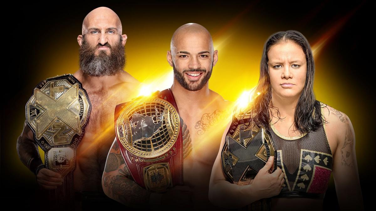 WWE NXT CHAMPIONS