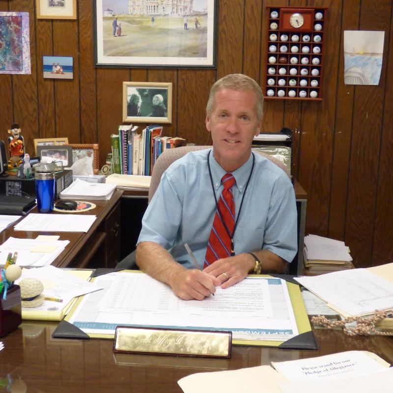 Principal: Mr. Ryan