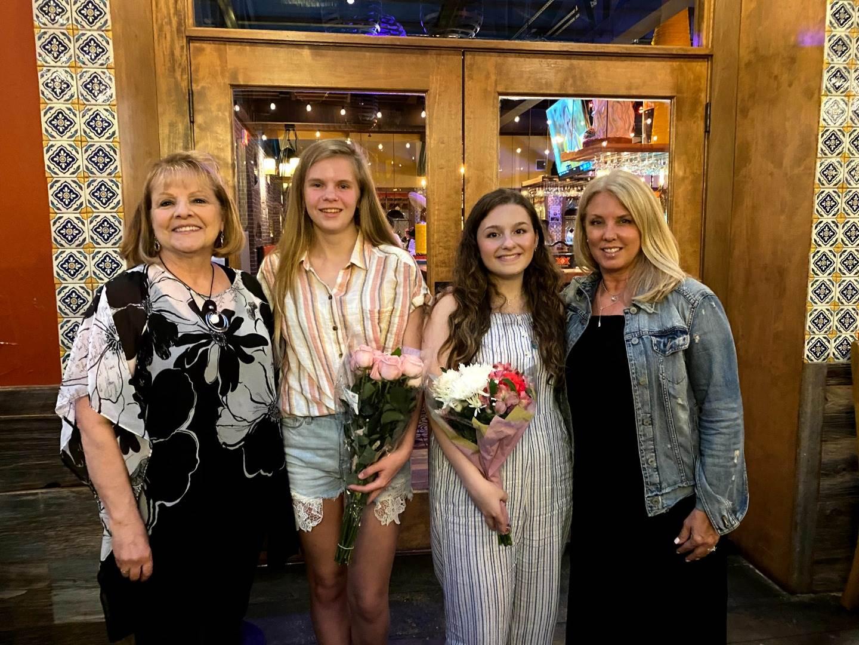 Cedar Grove PTO Scholarship Winners