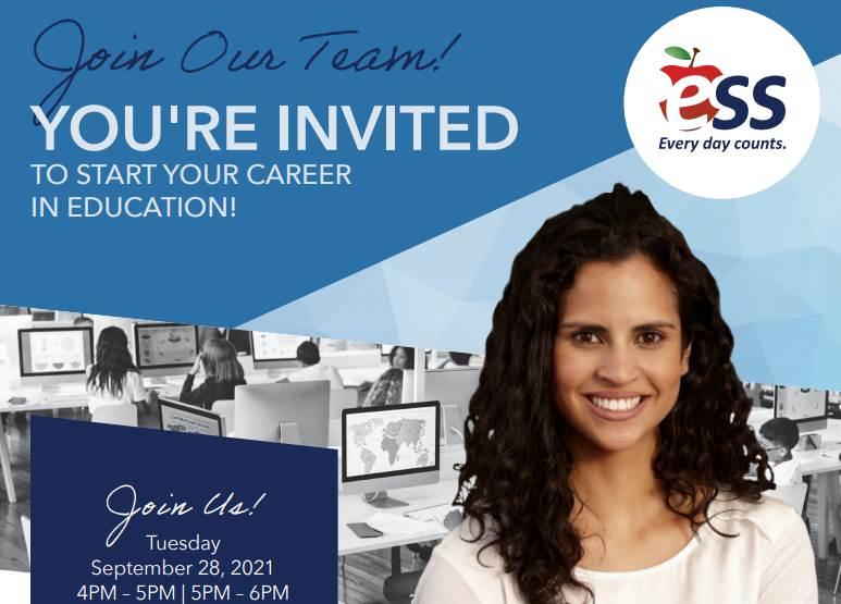 ESS Recruitment Event