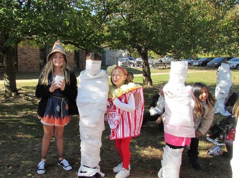5th grade mummies