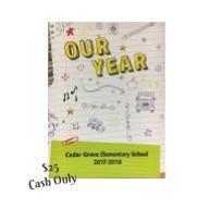 yearbook sales