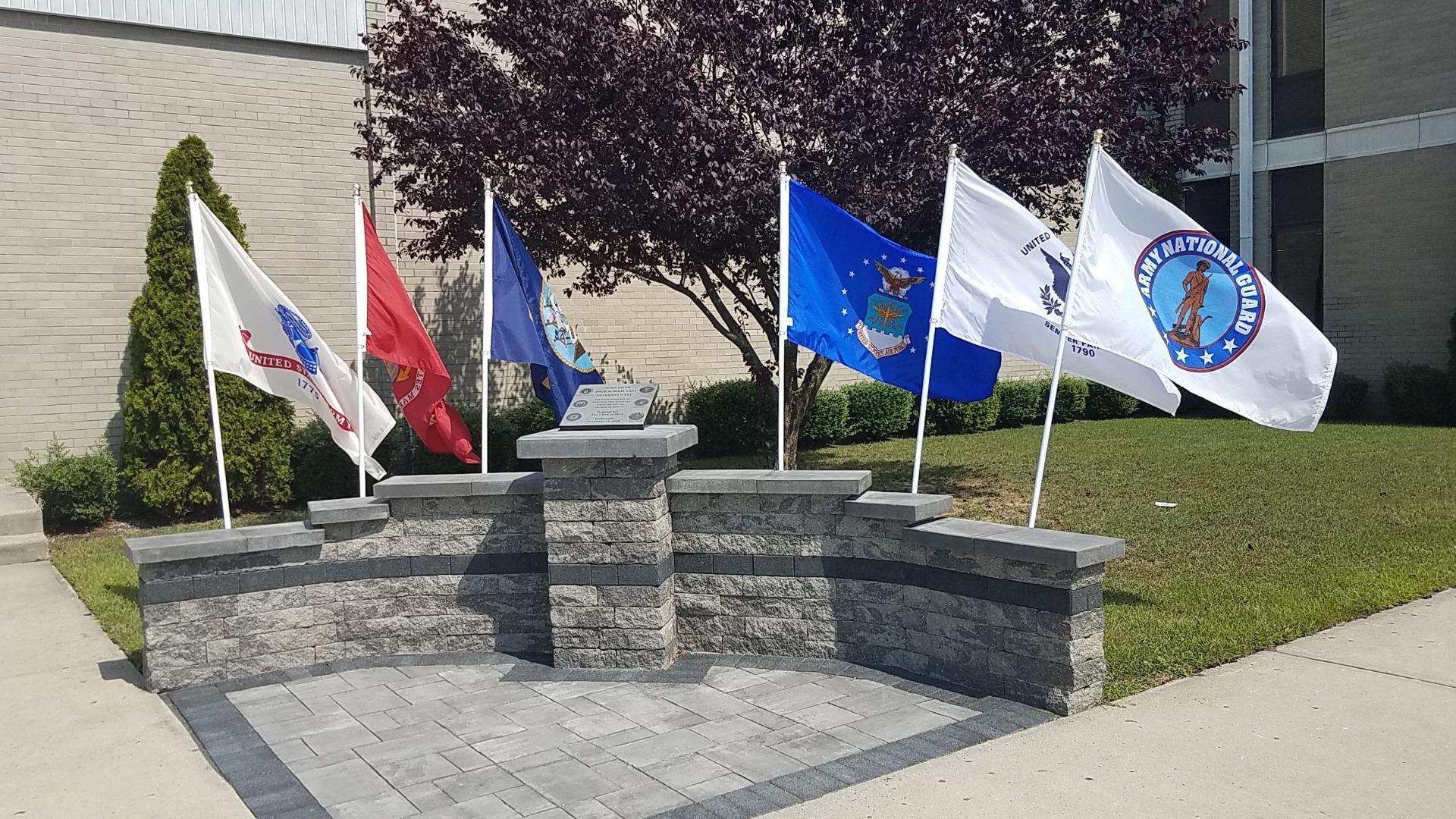 HSE flags