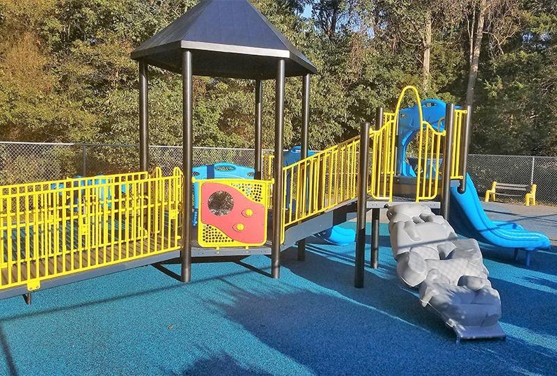 ELC playground