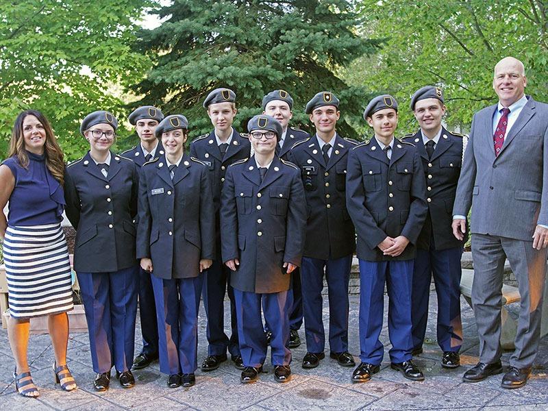 HSN Military Club