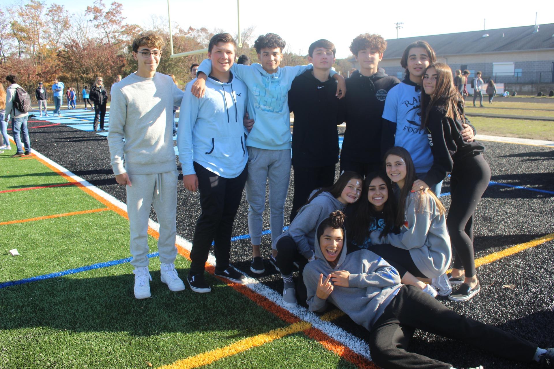 HSE Field Day
