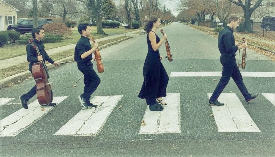TRRS Beatles