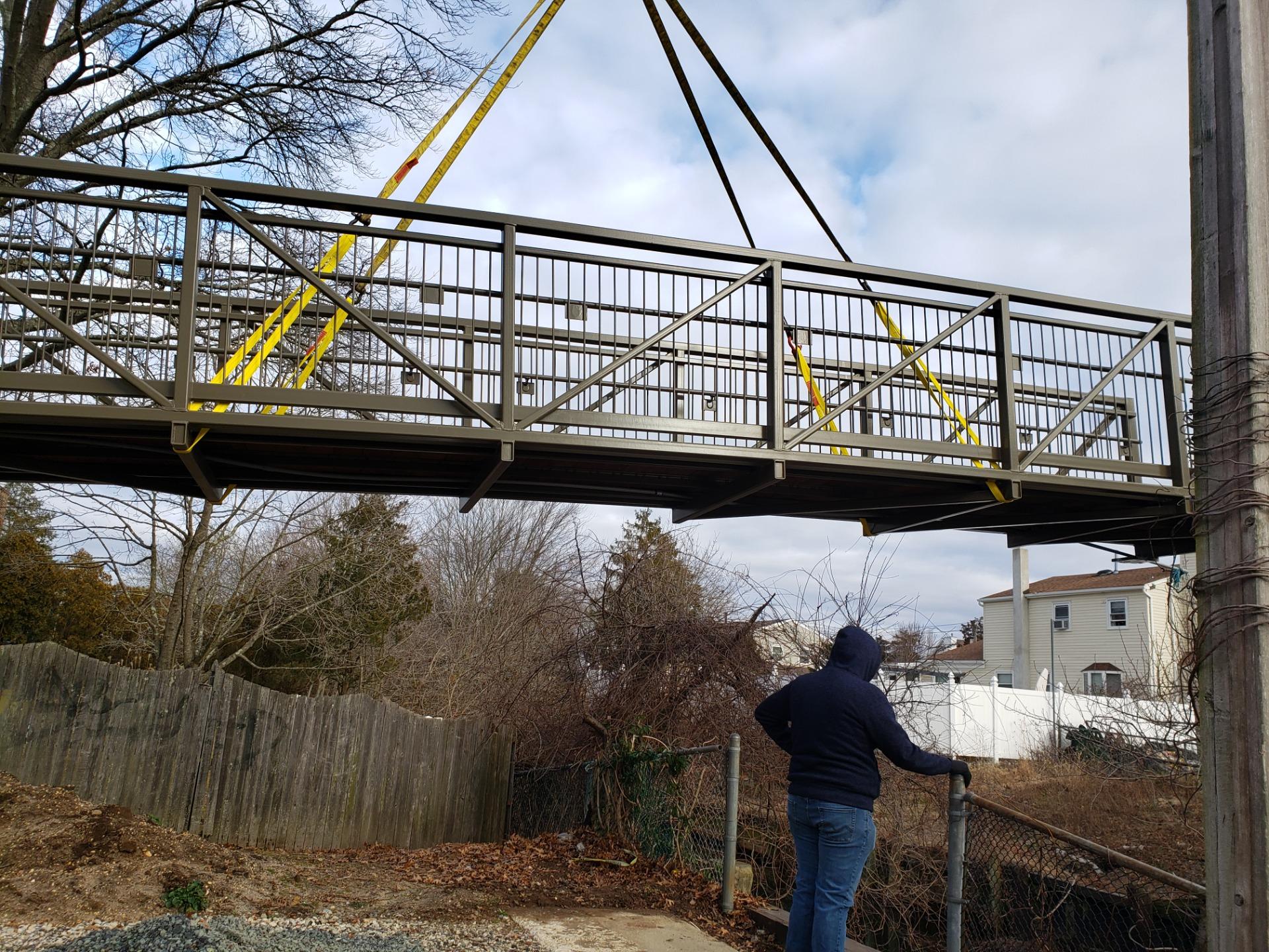 DM bridge setup1