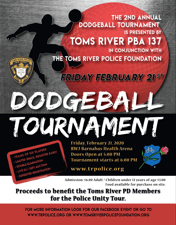 Dodgeball 2020