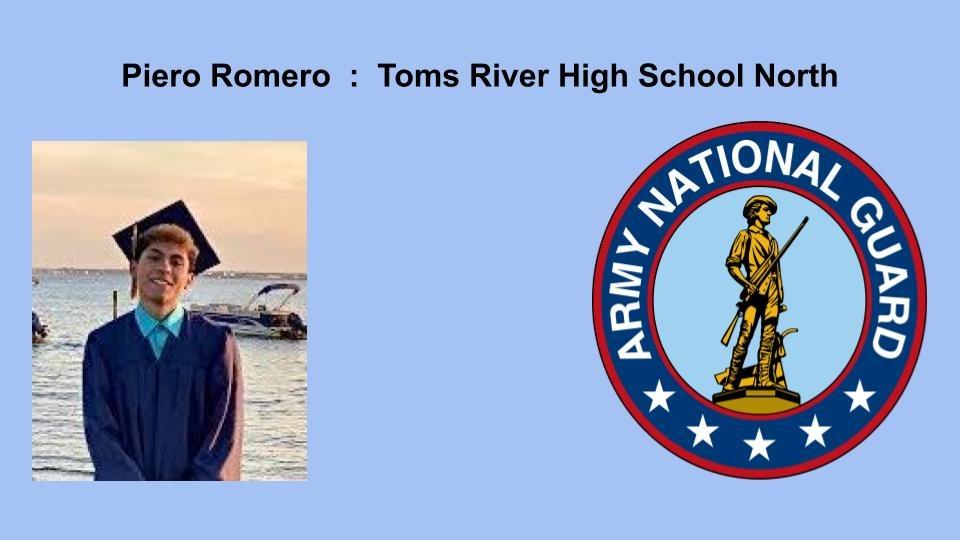 Piero Romero Toms River High School North
