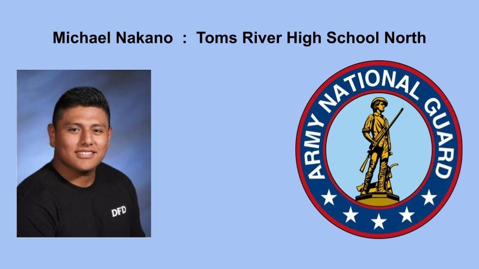 Michael Nakano Toms River High School North