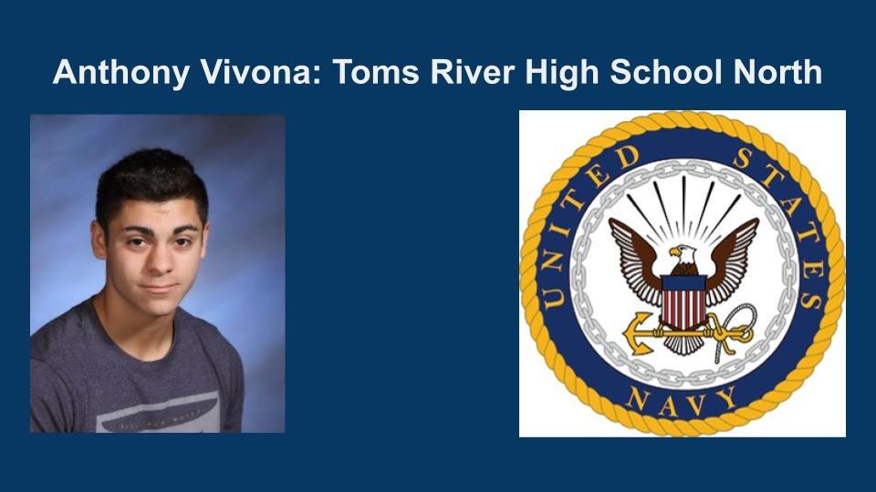 Anthony Vivona Toms River High School North