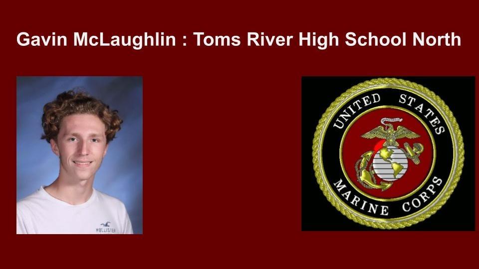 Gavin McLaughlin Toms River High School North
