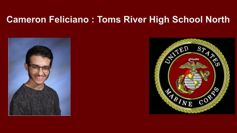 Cameron Feliciano Toms River High School North