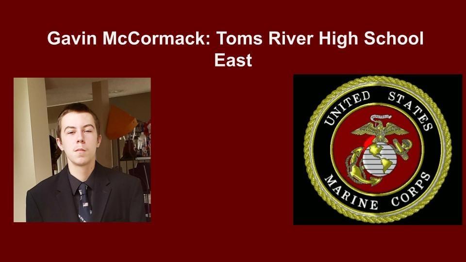 Gavin McCormack Toms River High School East