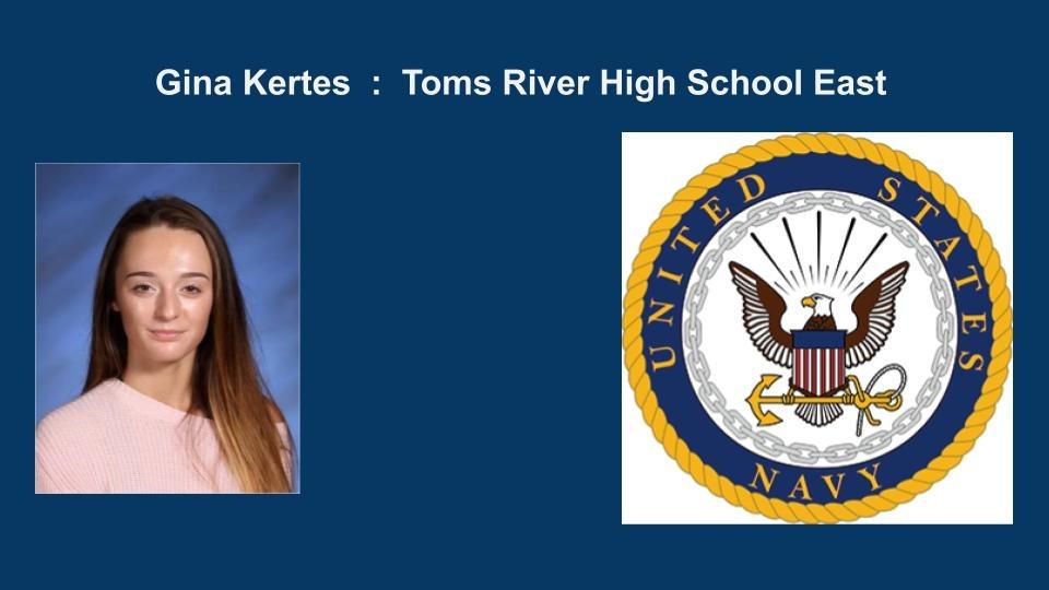 Gina Kertes Toms River High School East