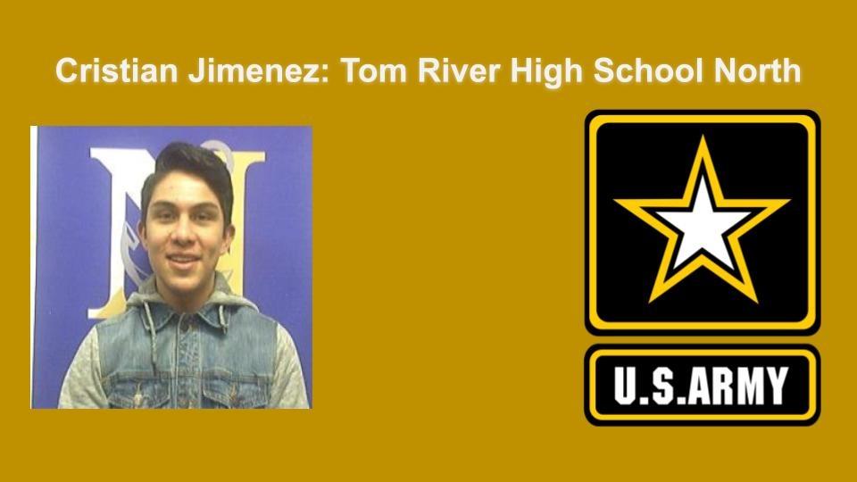 Cristian Jimenez Tom River High School North