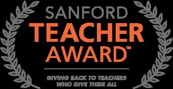 SABFORD TEACHER AWARD giving back to teachers who give their all