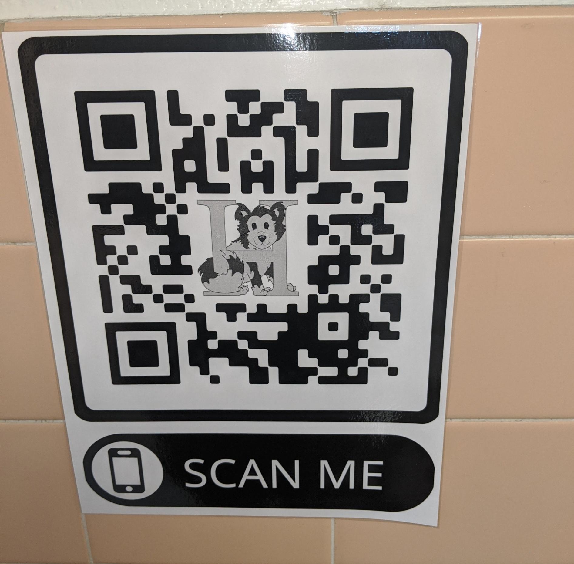scan me