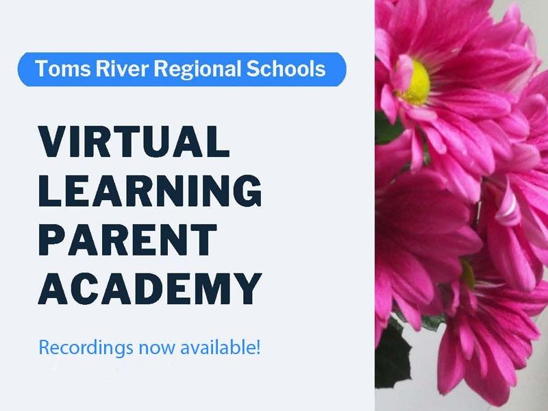 Parent Academy recordings