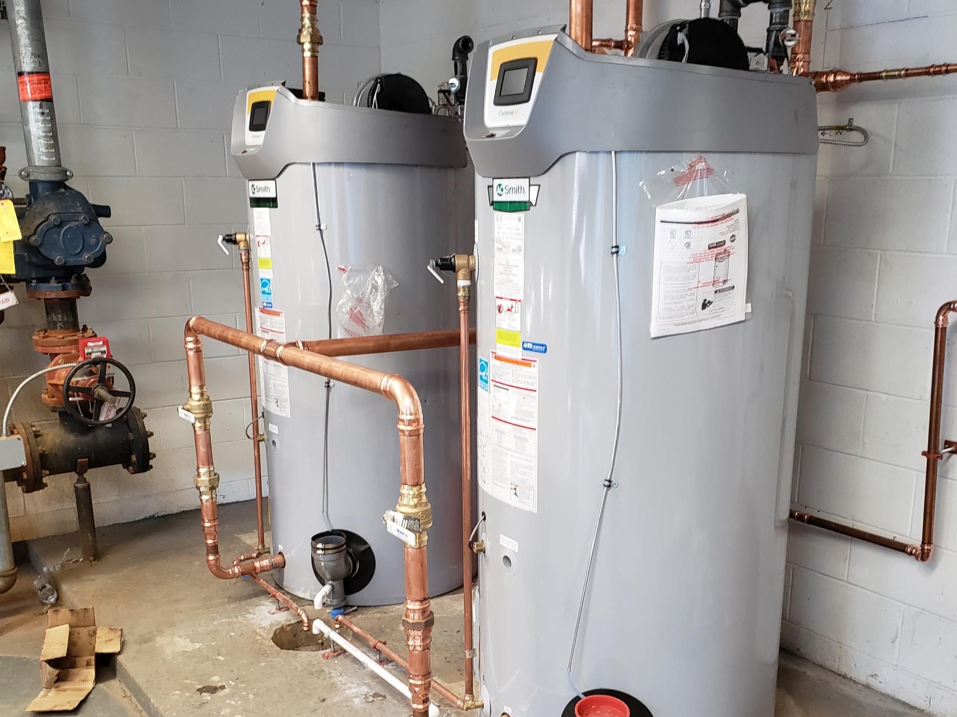 Citta water heaters
