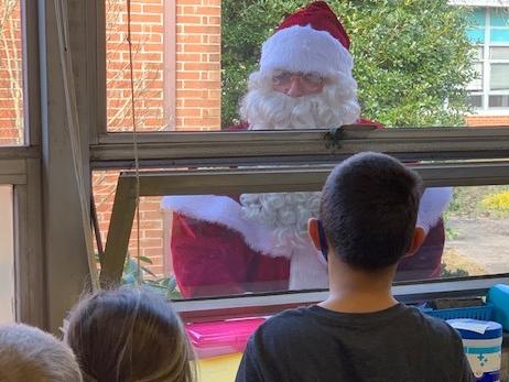 Santa at WD4