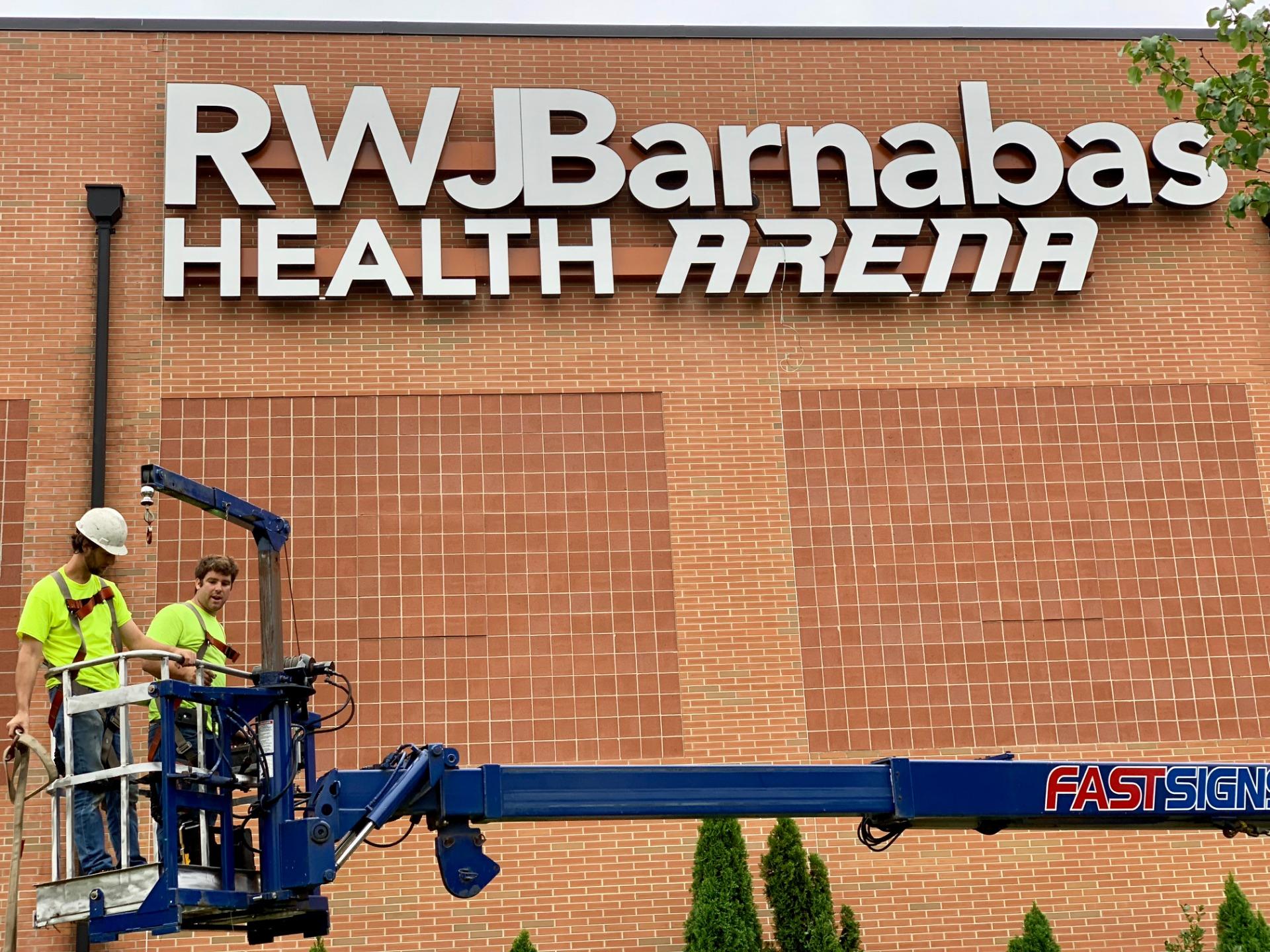 RWJBarnabas Health Arena