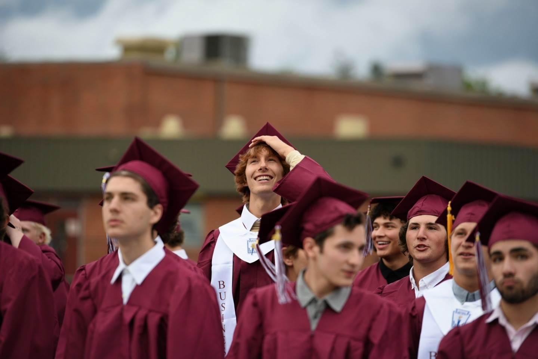 HSS grads