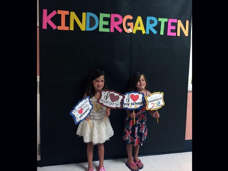 PB Kindergarten Orientation