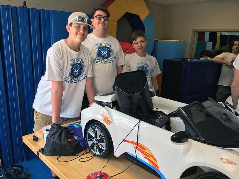 Robotics teams1