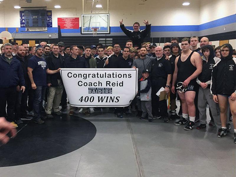 Coach Reid