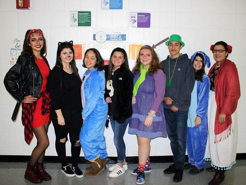 HSE Halloween 5