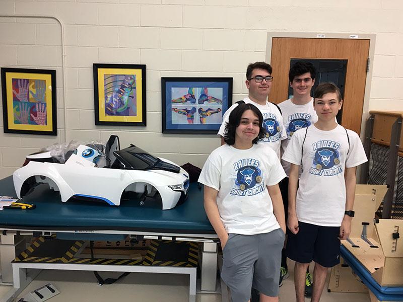 Robotics teams4