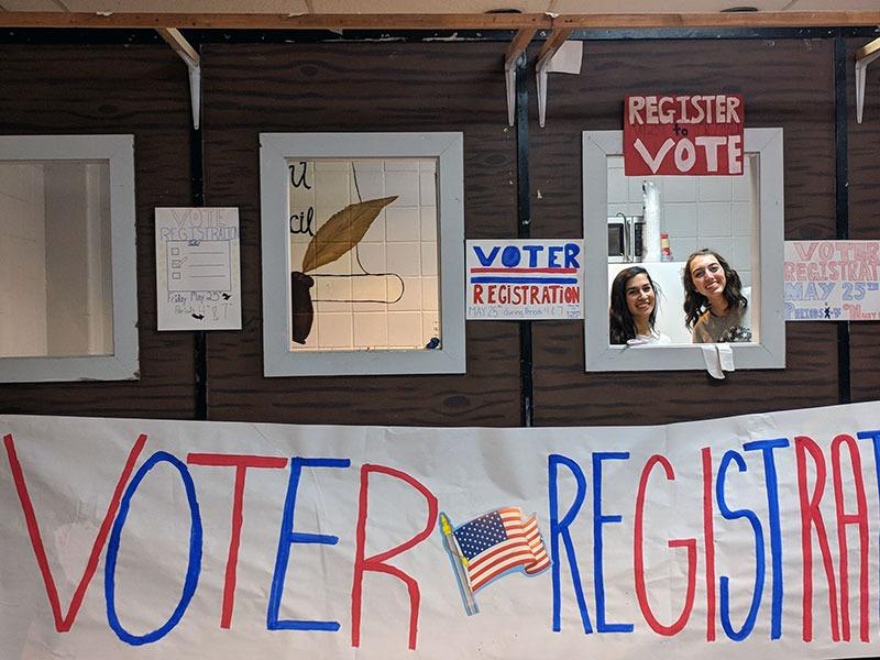 HSE voter reg