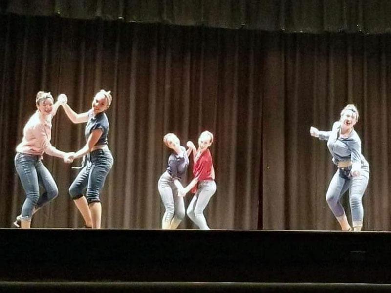 HSN Dance Academy 6