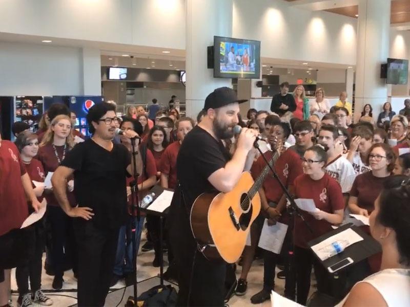HSS Choir Event