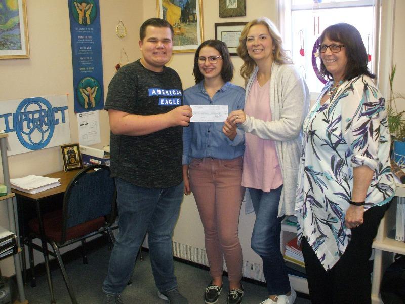HSS POAC donation
