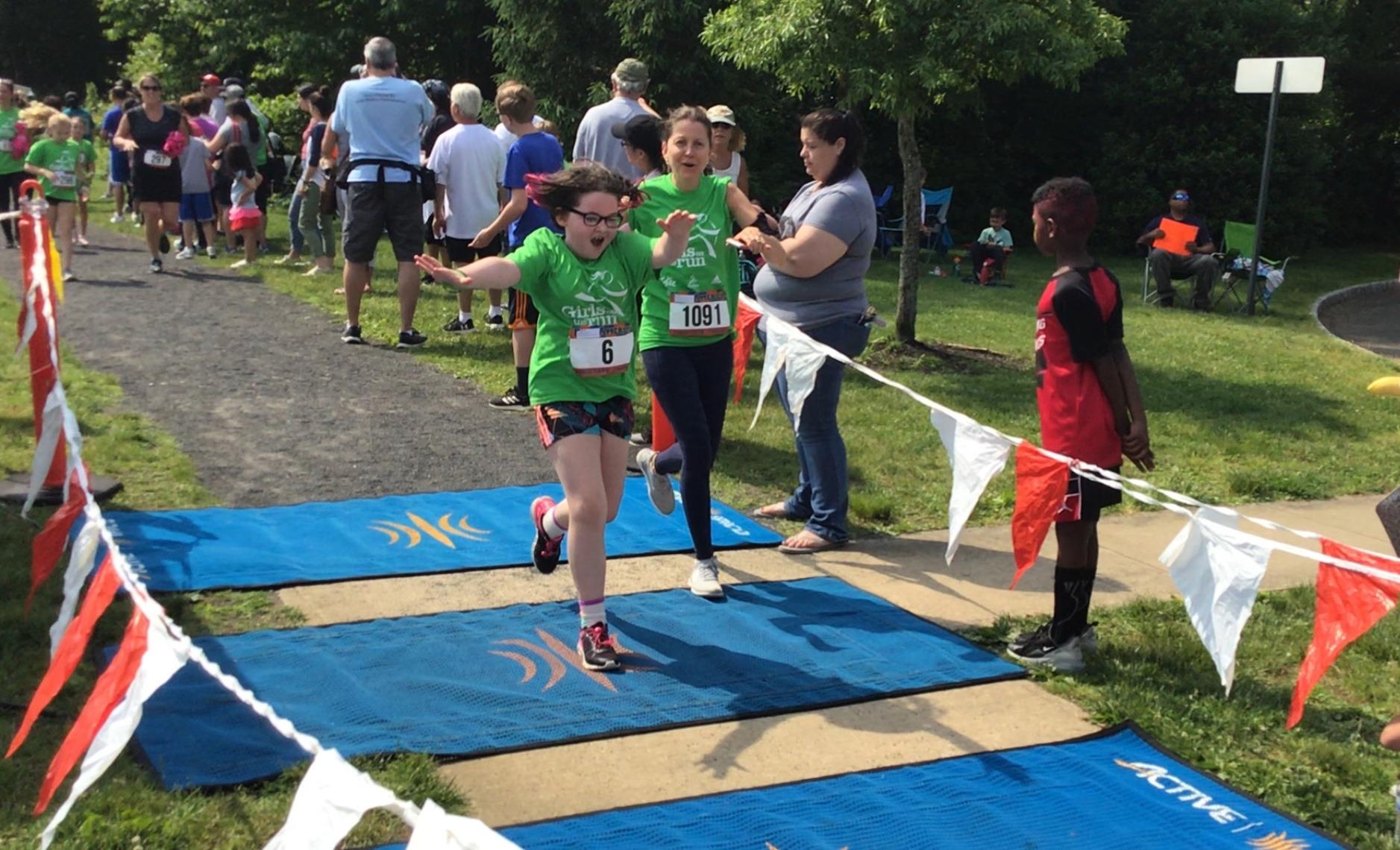 WSS Girls on Run 2