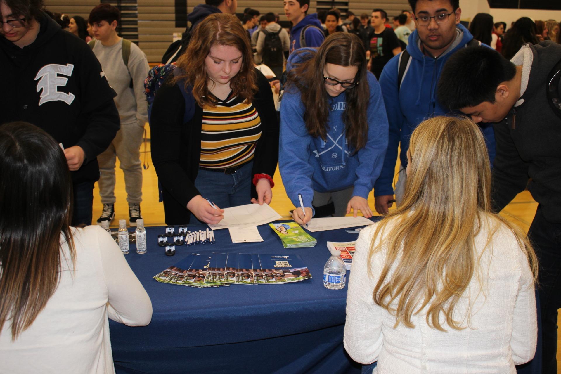 HSE College Fair 1