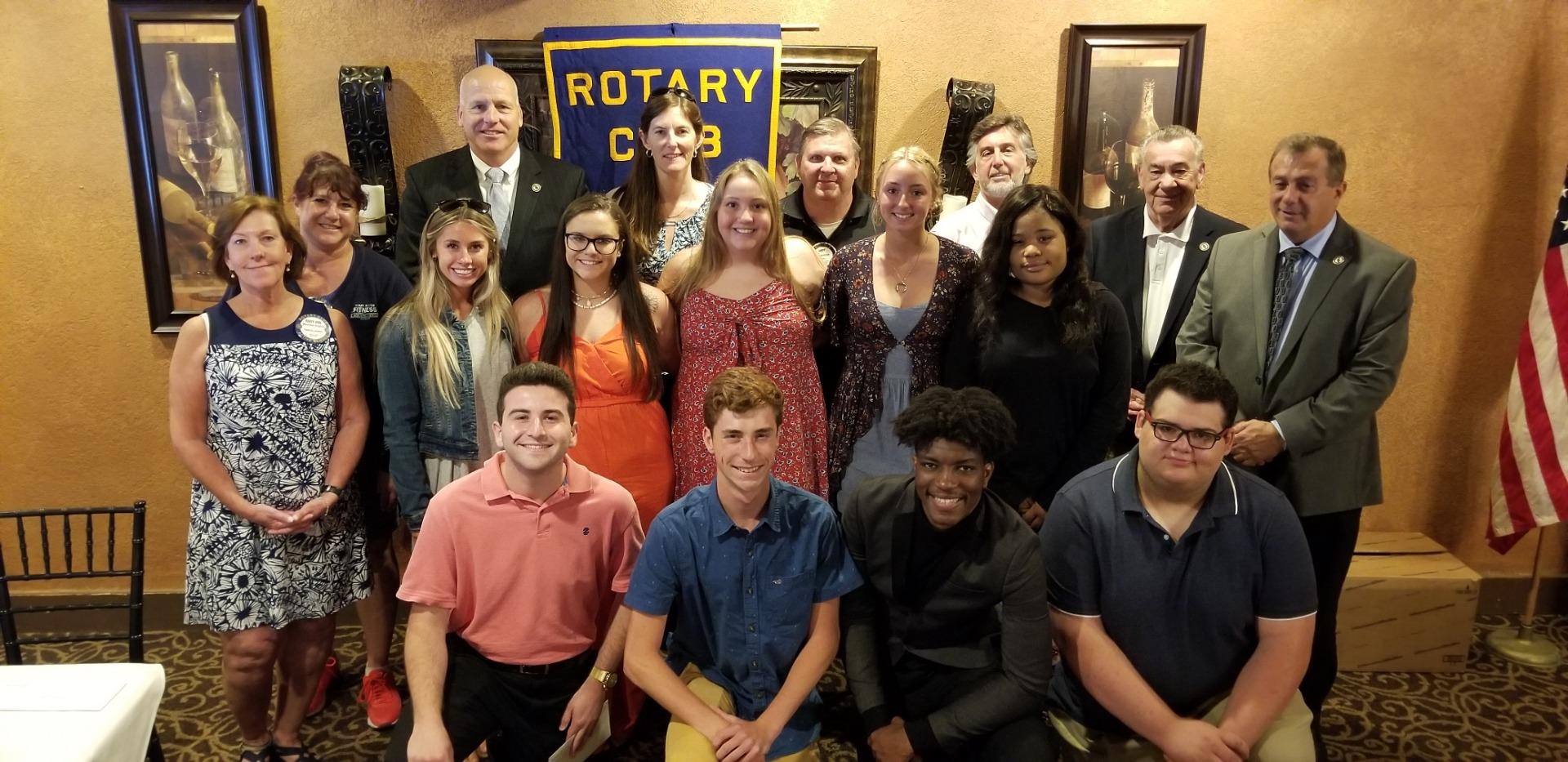 Rotary scholarships 2019