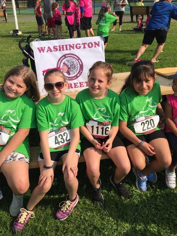 WSS Girls on Run 5