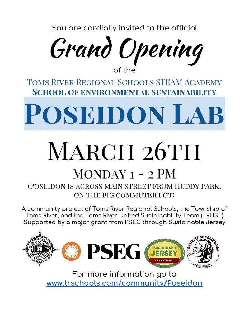 Poseidon flyer