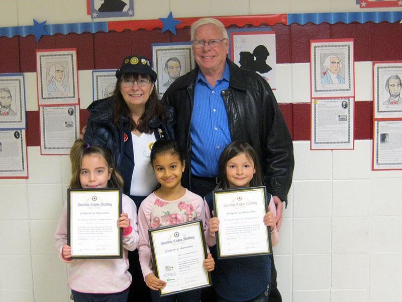 STR Essay Winners
