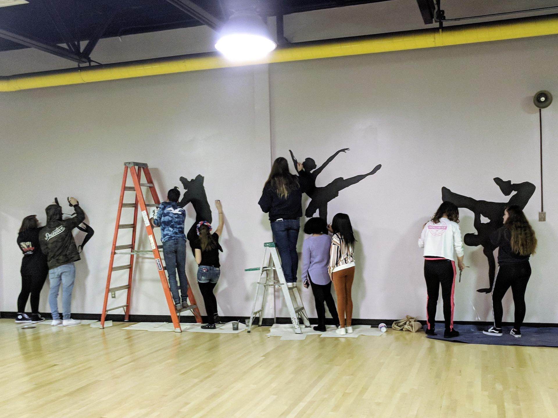 HSN dance studio