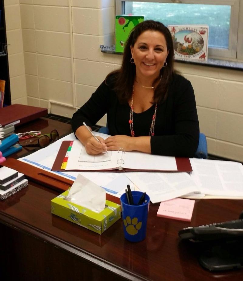 Ms. Nocera