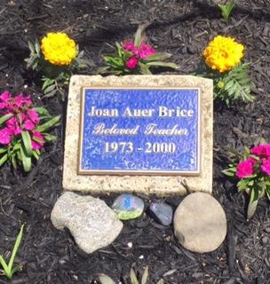 joan Brice garden