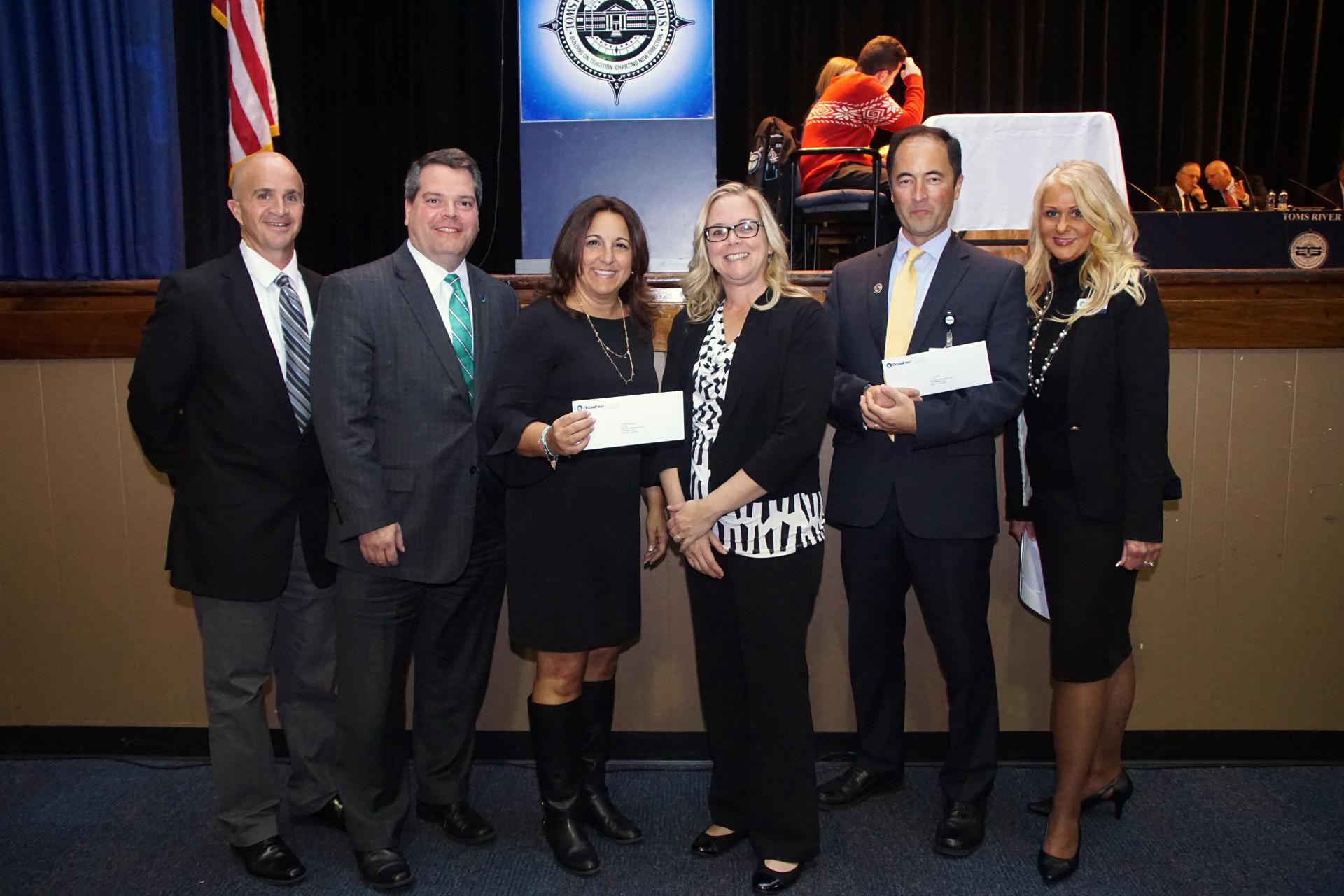 Ocean First Foundation Winner