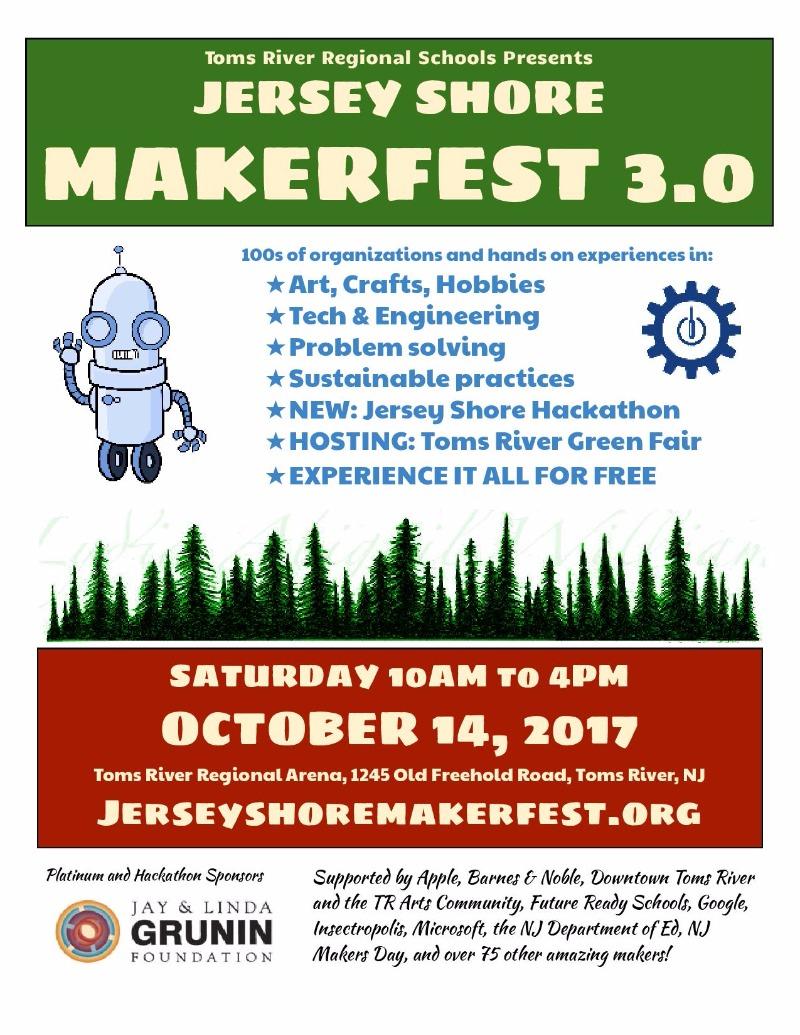 Jersey Shore Makerfest