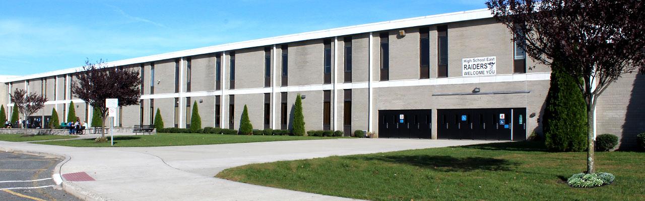 high school east toms river regional school district