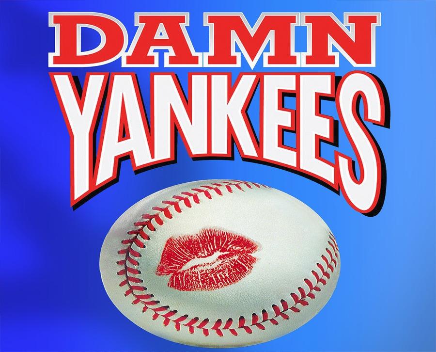 Damn Yankees Flyer